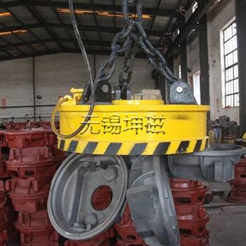 MW5废钢起重电磁铁