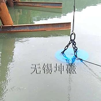 潜水型起重电磁吸盘